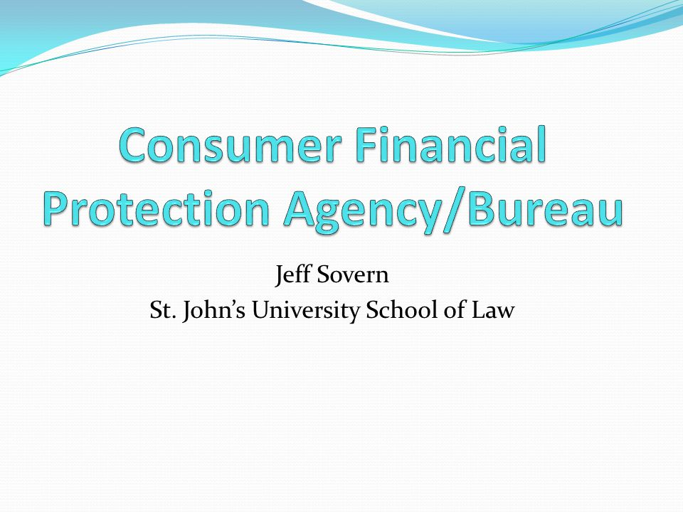 Jeff Sovern St. John's University School of Law