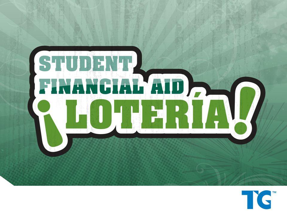 © 2012 Texas Guaranteed Student Loan Corporation. 1207-55911 v3.0