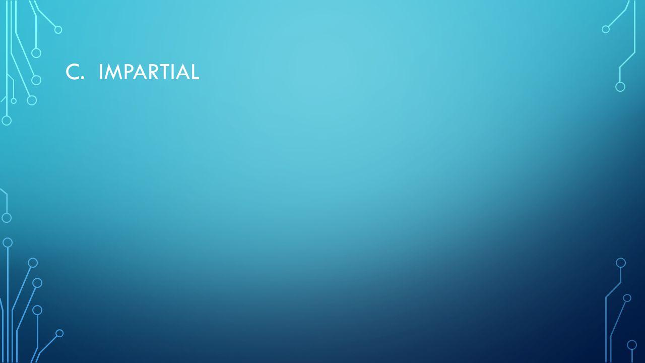 C. IMPARTIAL
