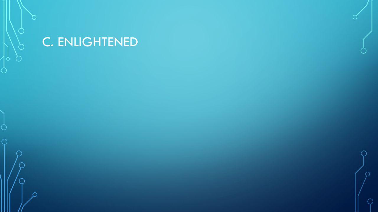 C. ENLIGHTENED
