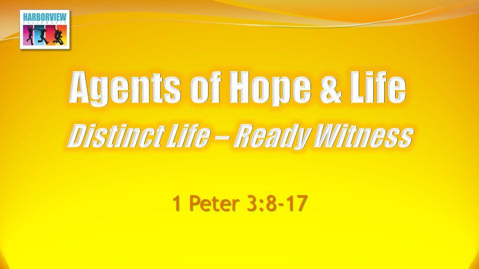 1 Peter 3:8-17