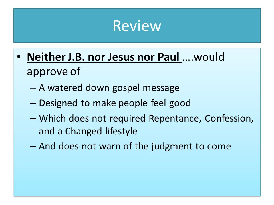 Review Neither J.B.