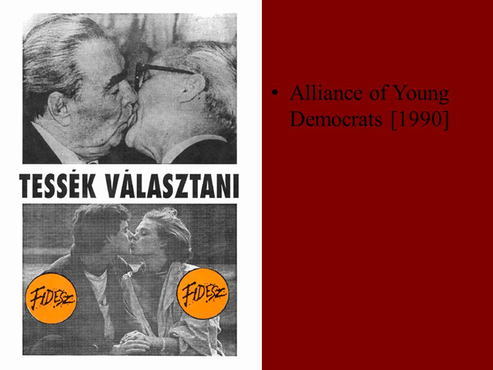 Alliance of Young Democrats [1990]