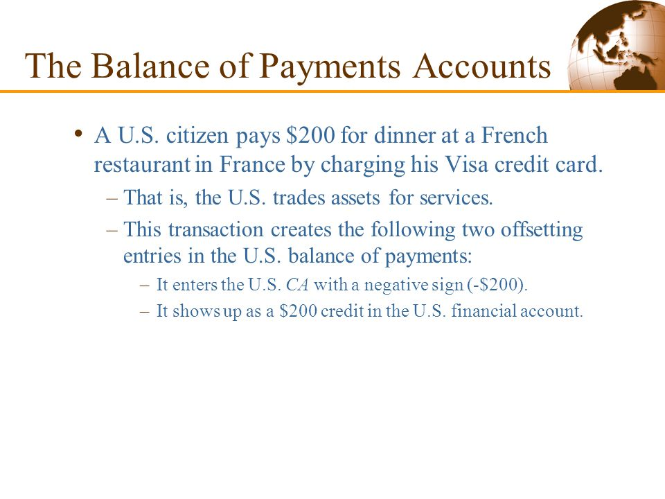  Examples of Paired Transactions A U.S.
