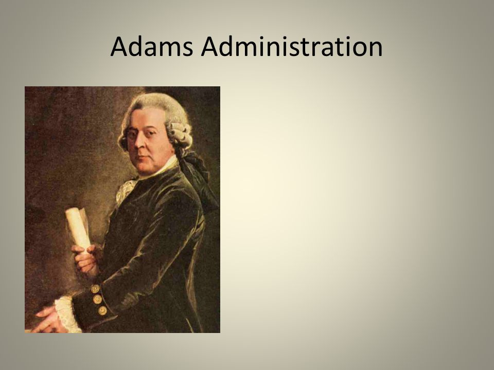 Alien & Sedition Acts