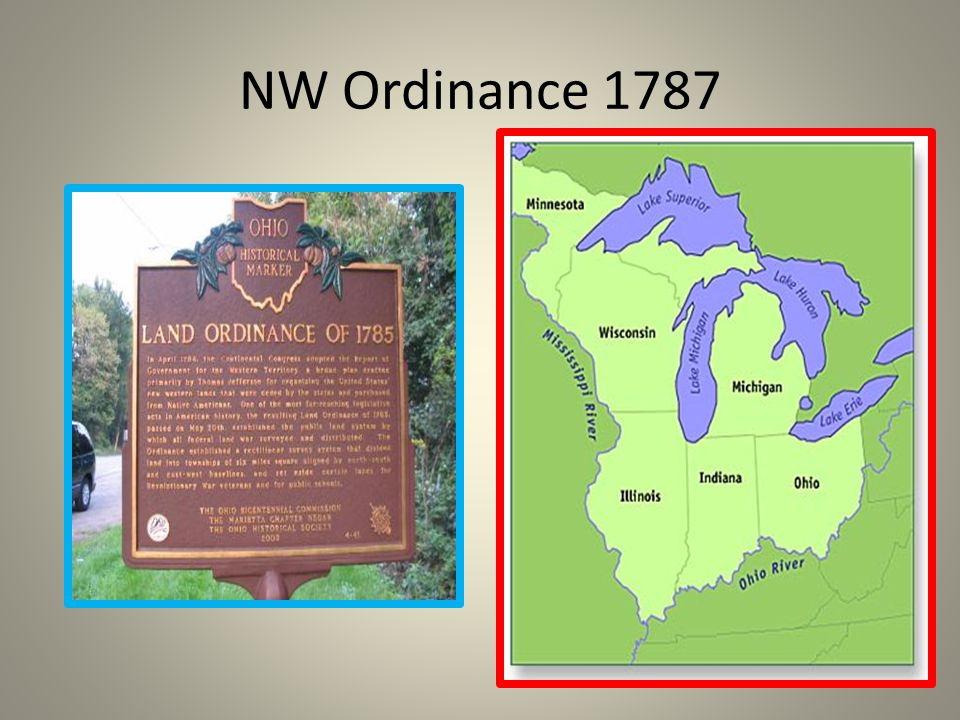 NW Ordinance 1787