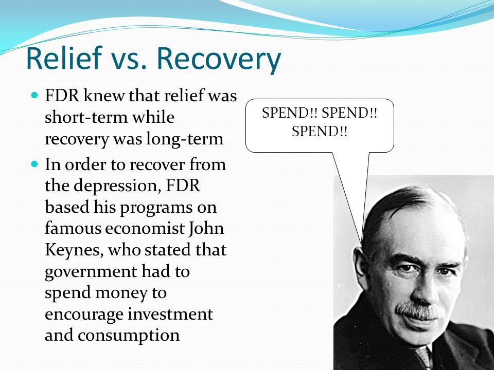 Relief vs.