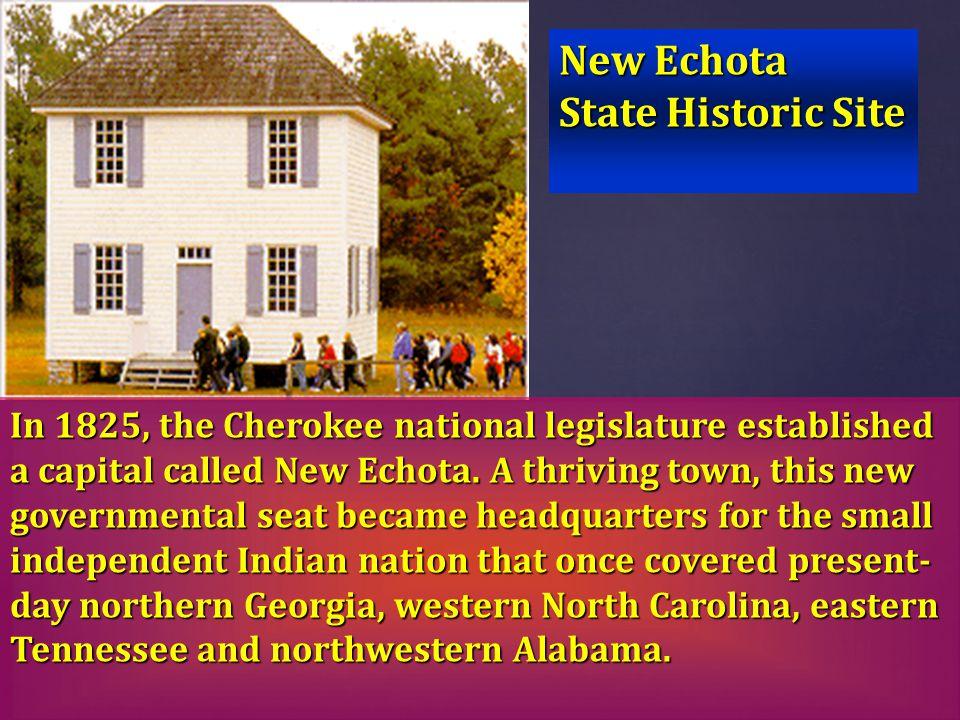 3.Cherokees, Andrew Jackson and John Marshall a.1827 - Cherokee proclaim independent republic in NW GA b.GA legislature claims state jurisdiction over same territory i.Cherokee Nation v.