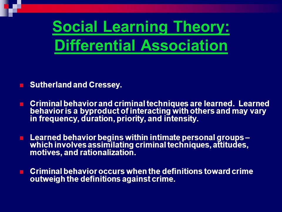 Is Labeling Theory Valid.
