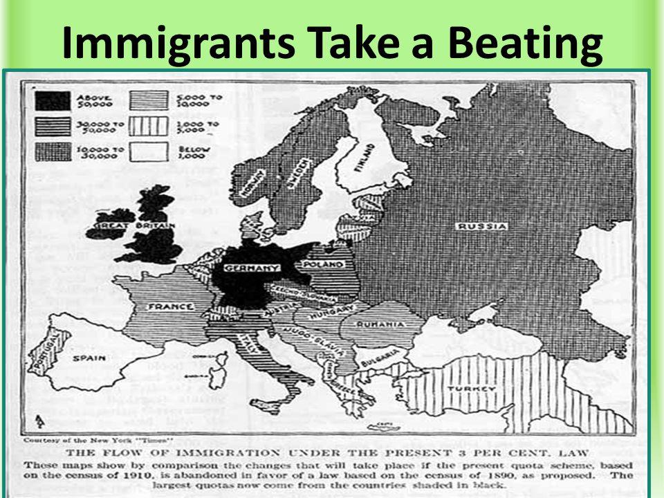 KKK Anti- Immigration Poster