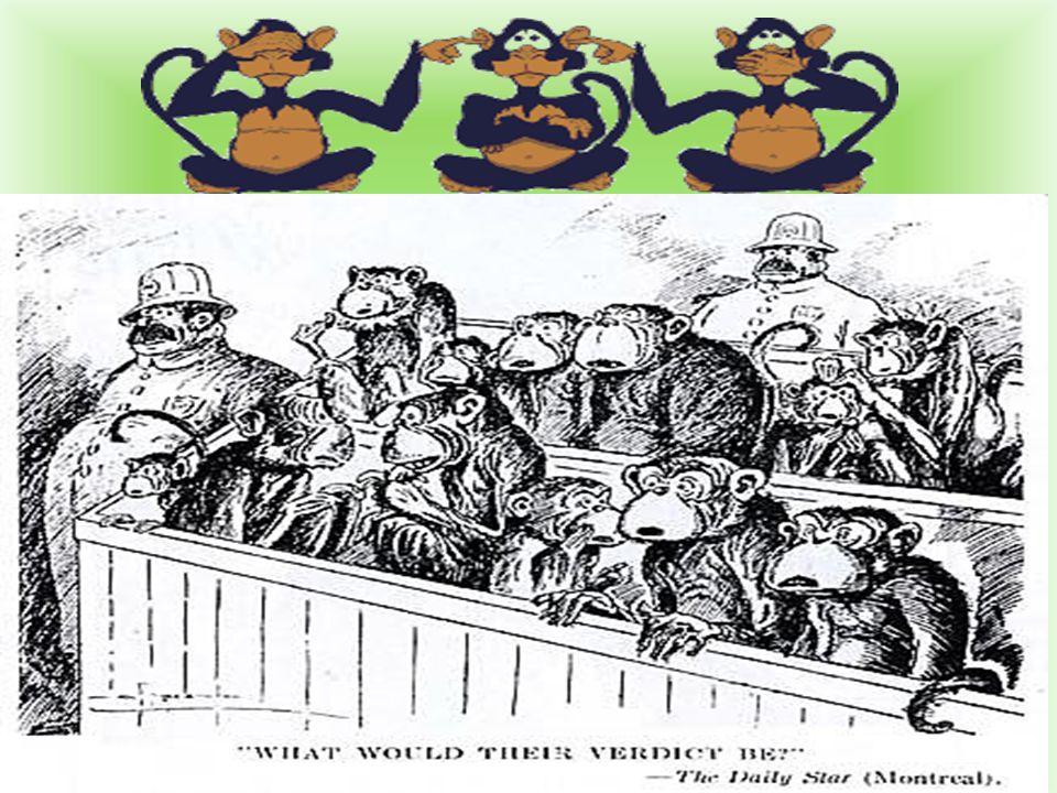 Trial Makes a Mockery of Monkeys