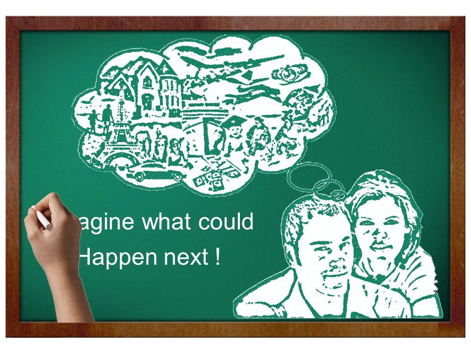 Imagine what could Happen next !