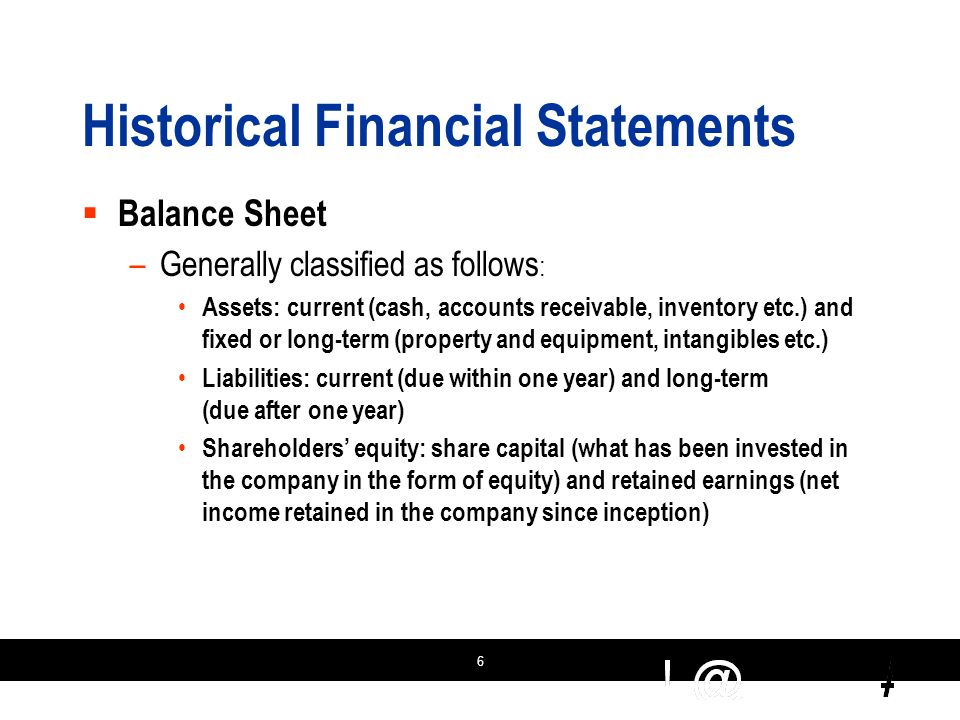 27 Prospective Financial Statements  Cash Flow from Investing Activities –Cash used in investing activities provides information on the capital expenditure budget and how the company expects to spend some of the capital raised (i.e.