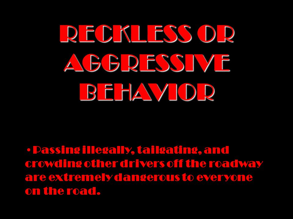 SPEEDING That false feeling of control makes drinking drivers THINK they can safely speed.