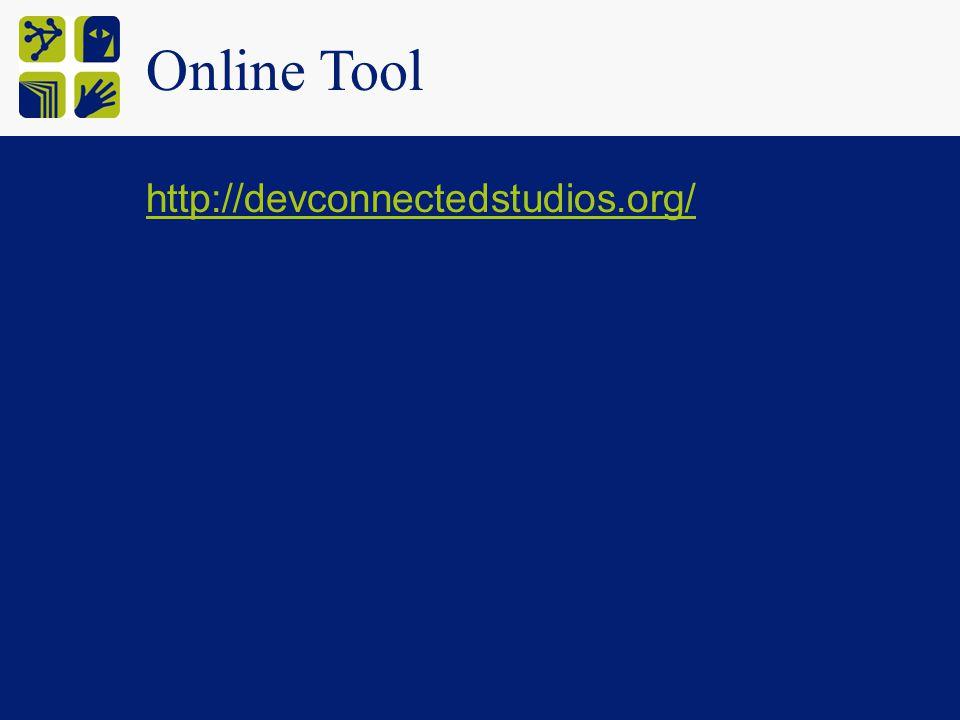 Online Tool http://devconnectedstudios.org/