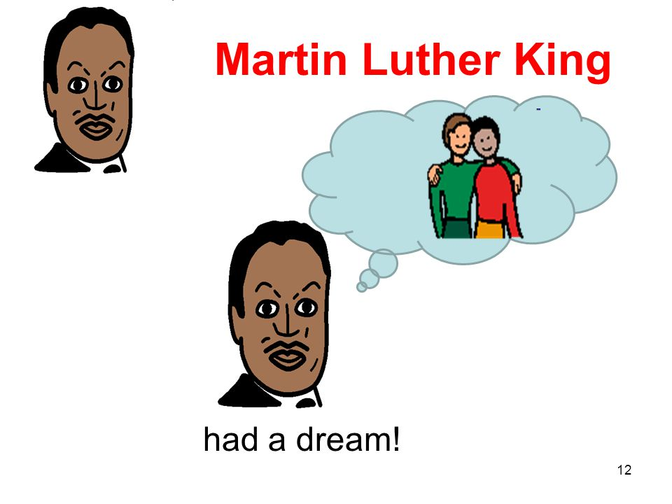 11 became a minister. Martin Luther King