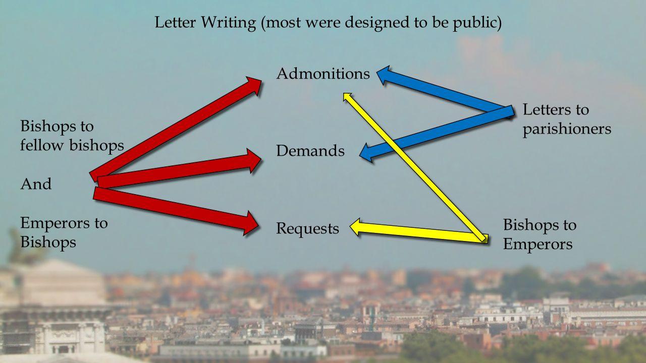 Letters of Emperor Constantine