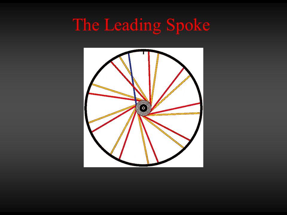 The Leading Spoke