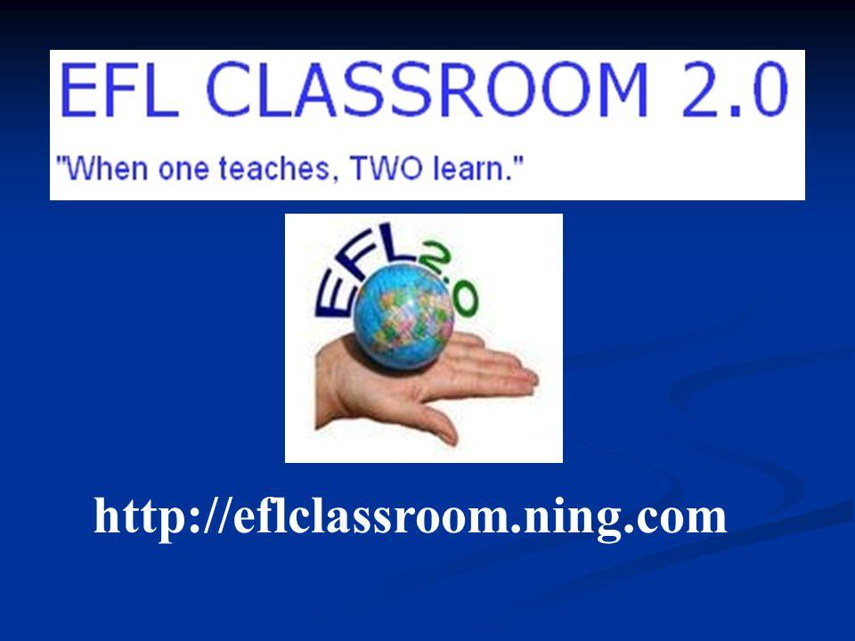 http://eflclassroom.ning.com