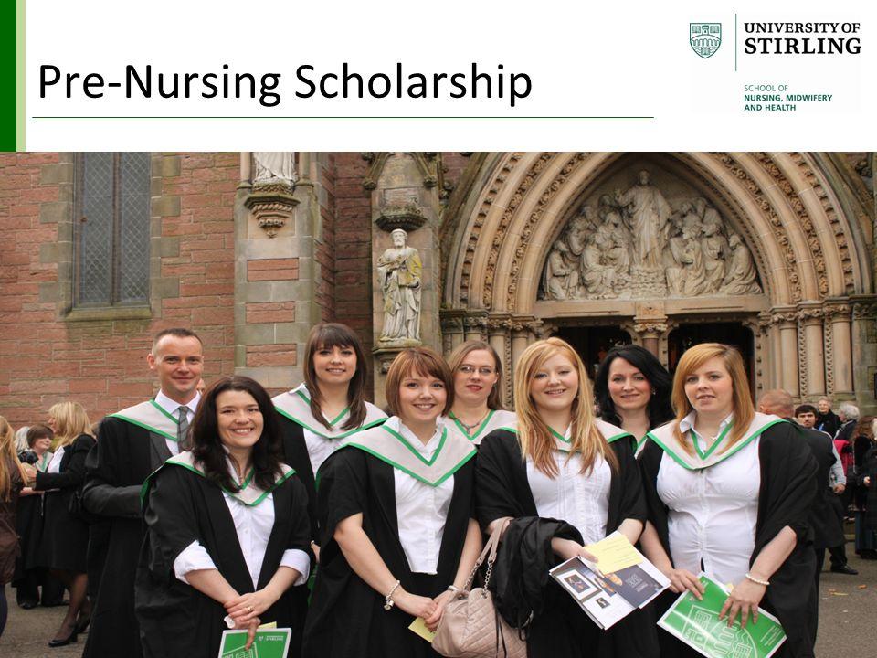 Pre-Nursing Scholarship