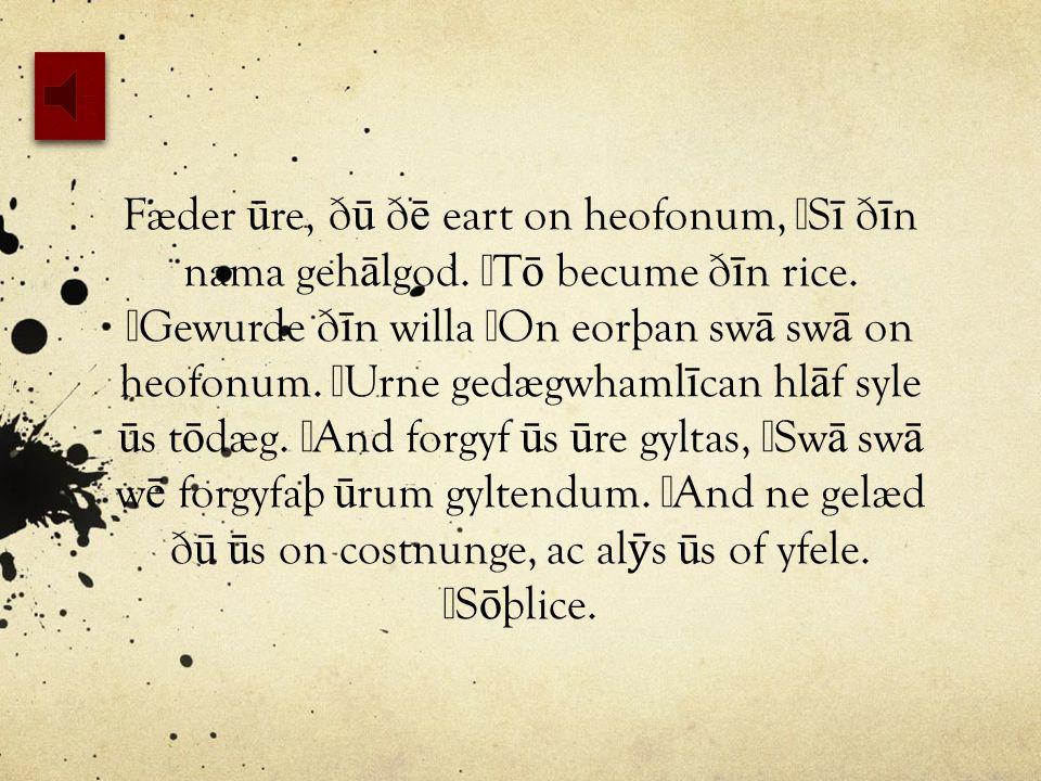 Middle English (c.