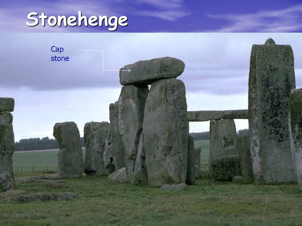 Stonehenge Cap stone