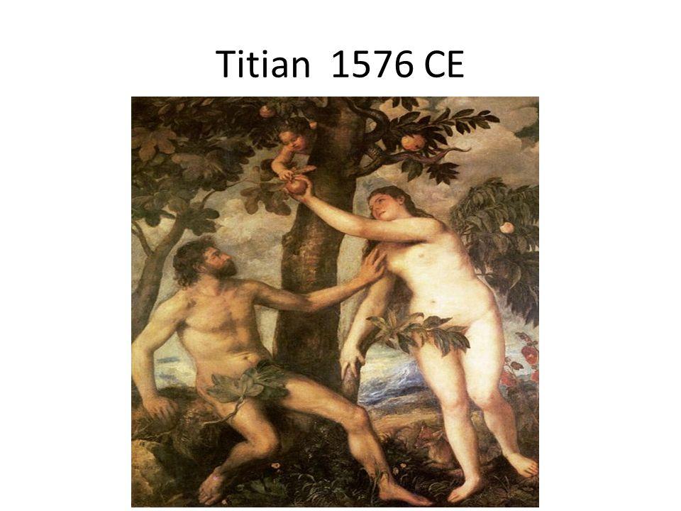 Titian 1576 CE