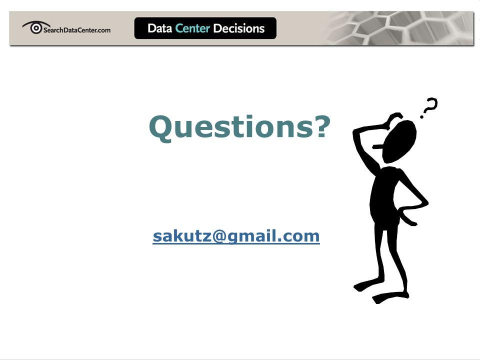 Questions sakutz@gmail.com