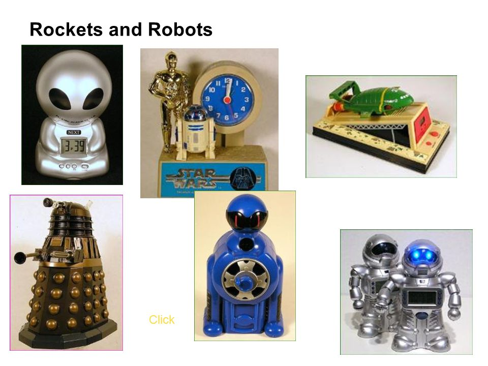 Rockets and Robots Click