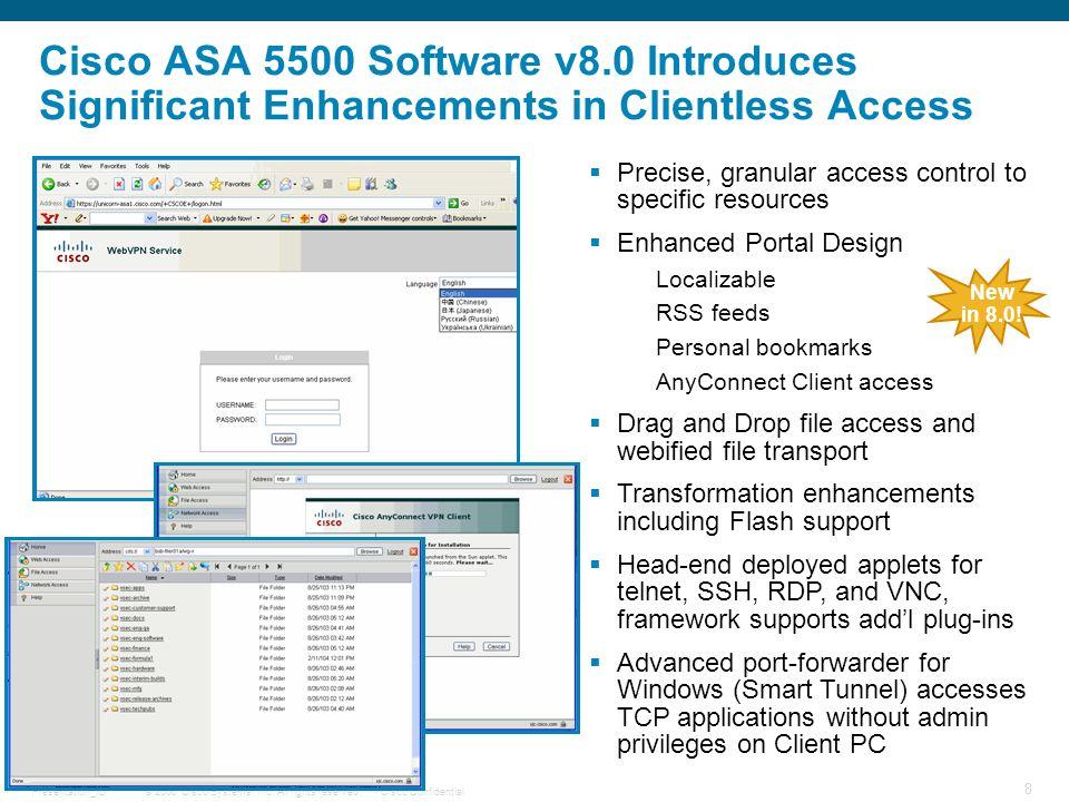 © 2006 Cisco Systems, Inc. All rights reserved.Cisco ConfidentialPresentation_ID 29 Summary