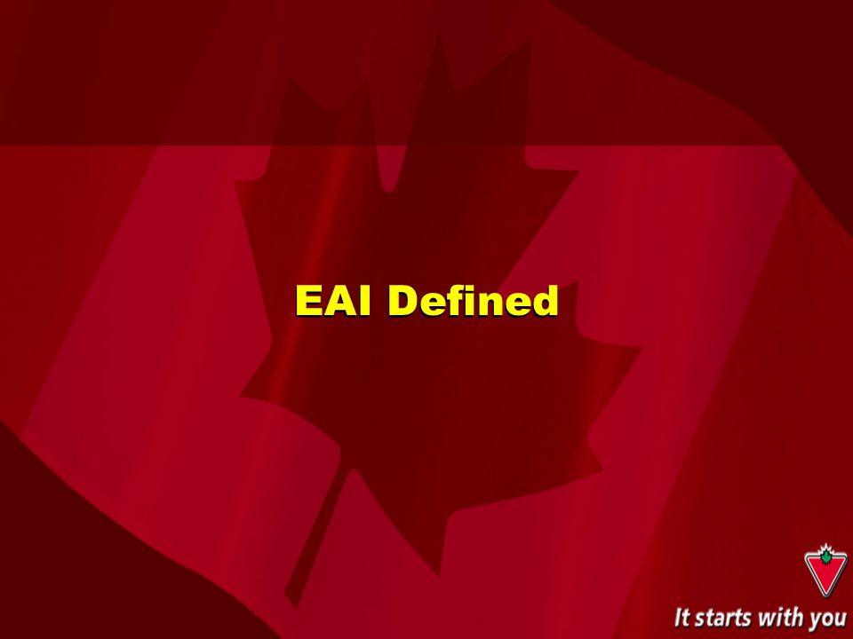 EAI Defined