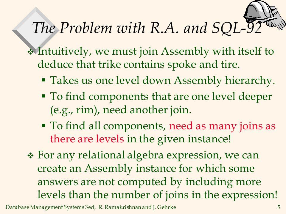 5 Database Management Systems 3ed, R. Ramakrishnan and J.