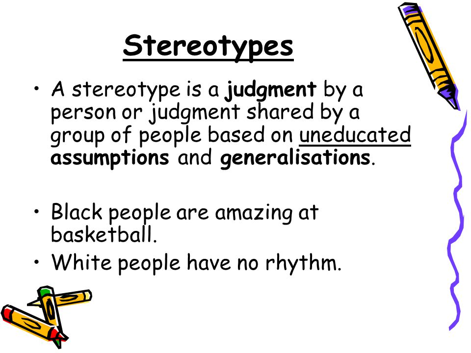 Plenary/Homework Write two paragraphs about how and why you stereotype people based on the way that they speak.
