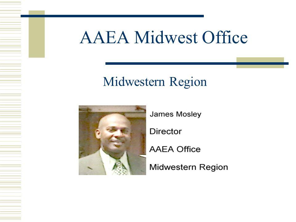 AAEA Midwest Office Midwestern Region