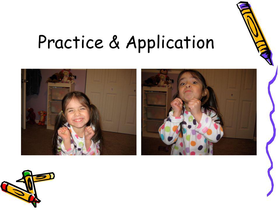 Practice & Application