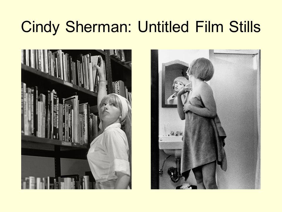 Cindy Sherman: Untitled Film Stills