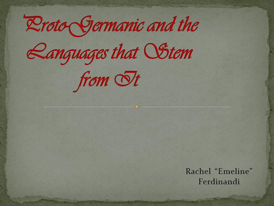 Rachel Emeline Ferdinandi