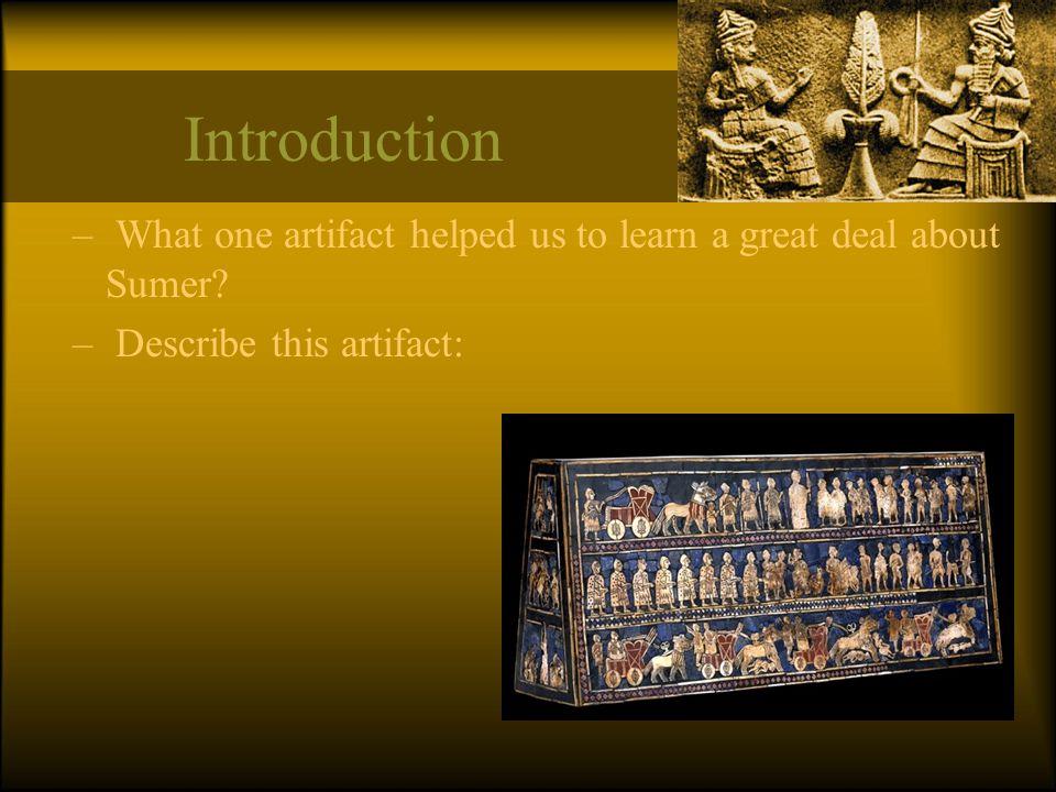 Characteristics of Civilizations Read section 5.2.