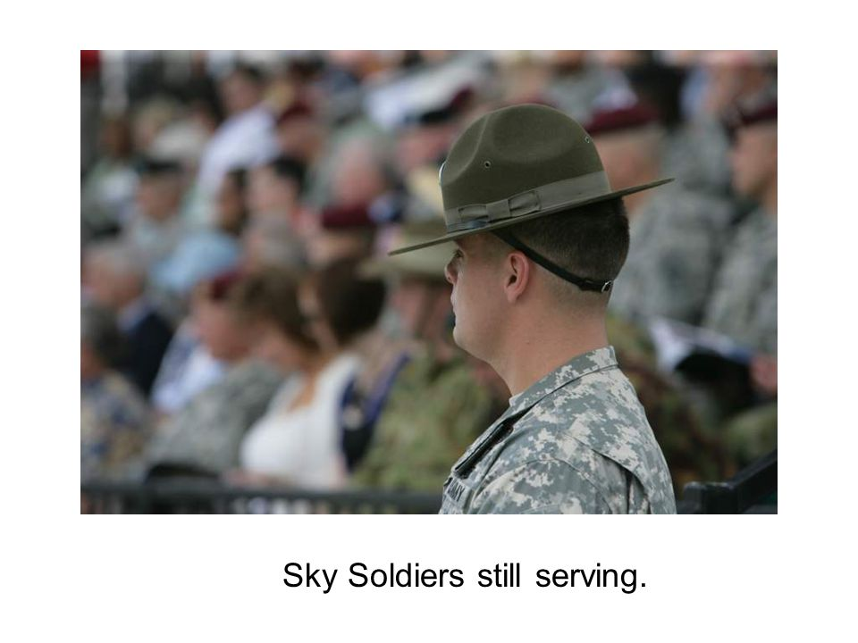 Friends of Sky Soldiers.