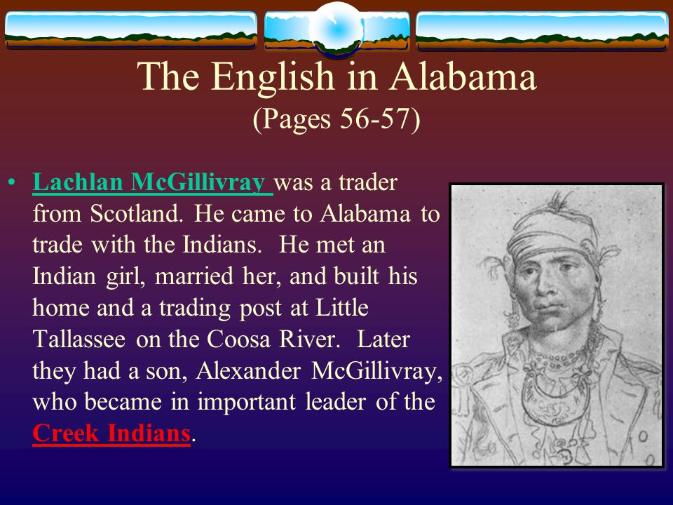 Between the end of the Mississippian period and the arrival of Europeans in the late 1500's, Indians had divided into large groups called nations.