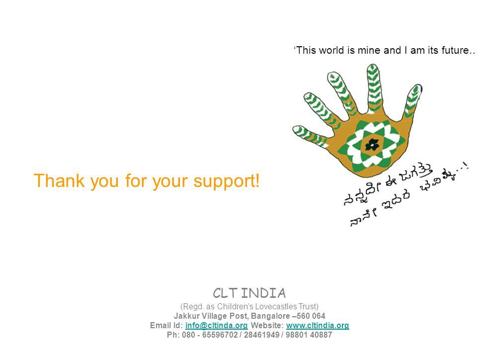 CLT INDIA (Regd.