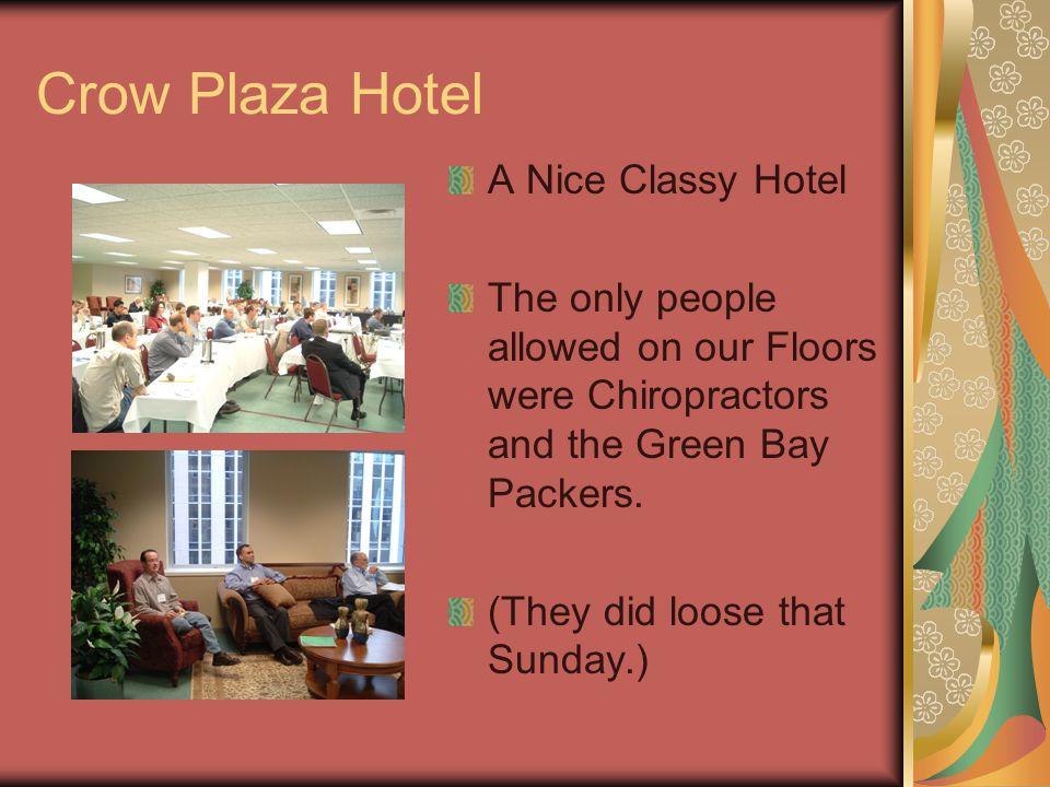 1 St Speaker Michael Lenarz, D.C.Author, The Chiropractic Way .