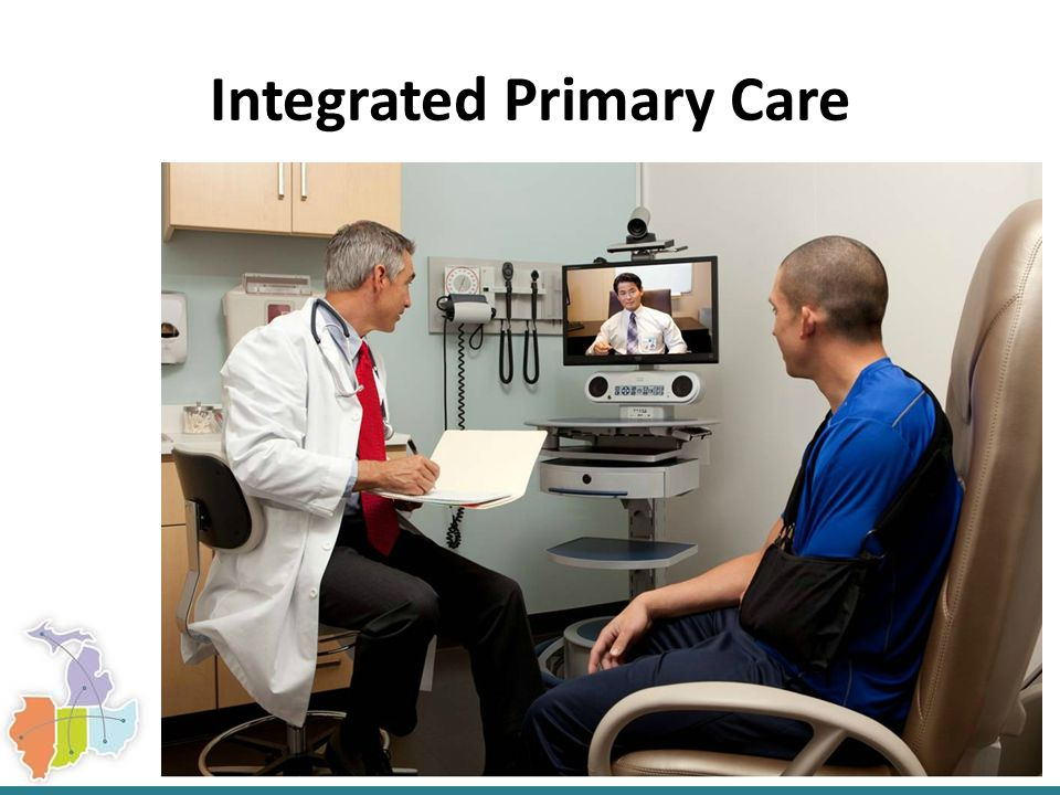 Integrated Primary Care 20