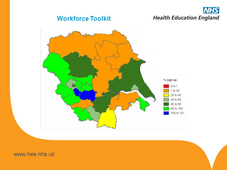 www.hee.nhs.uk Workforce Toolkit
