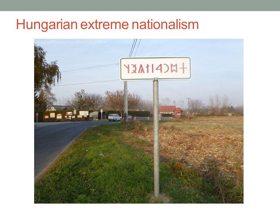 Hungarian extreme nationalism