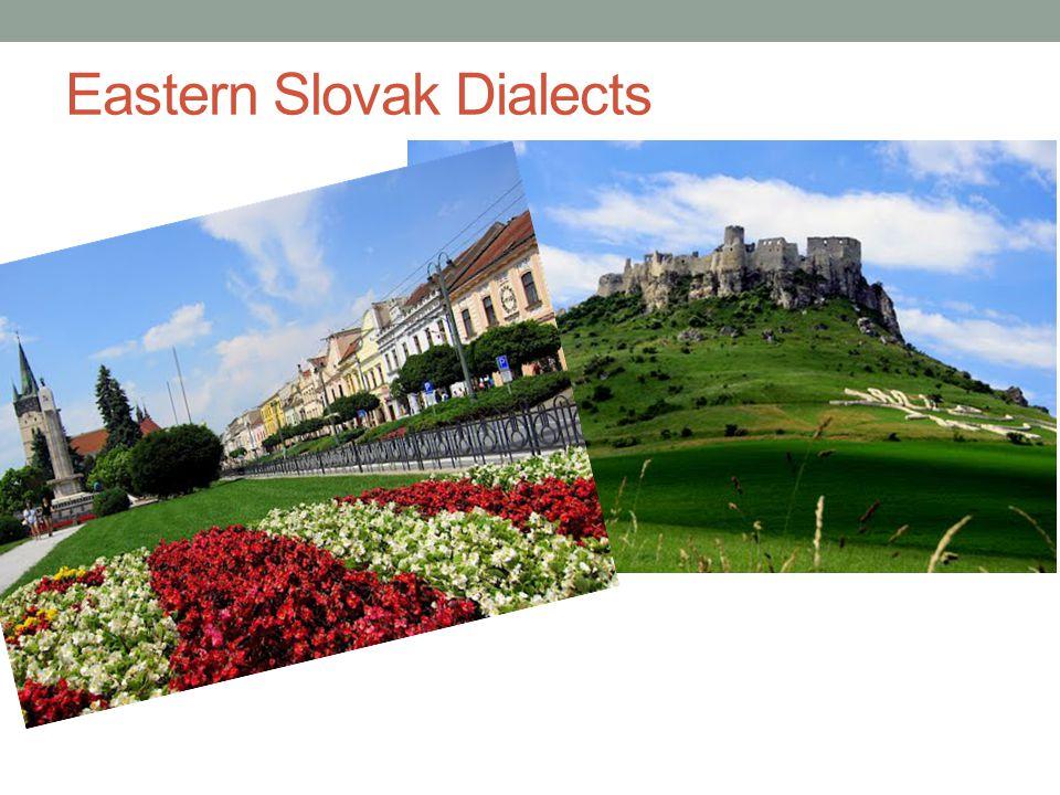 Thank you for your attention sources: http://www.ankawgarnkach.pl/en/main-dishes/ruthenian-dumplings http://ru.wikipedia.org/wiki/Диалекты_словацкого_языка http://en.wikipedia.org/wiki/Ruthenian_language http://en.wikipedia.org/wiki/File:Rus-1389-lg.png http://sk.wikipedia.org/wiki/Kult%C3%BArna_stredosloven%C4%8Dina http://www.goralske-narecie.estranky.sk/clanky/gorali.html