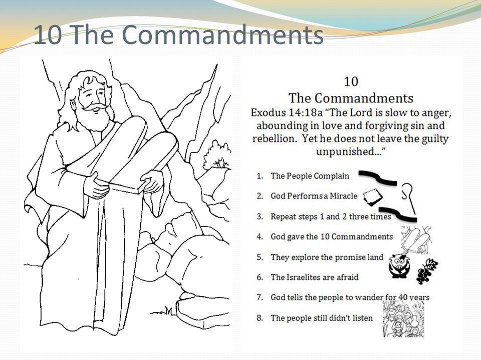 10 The Commandments