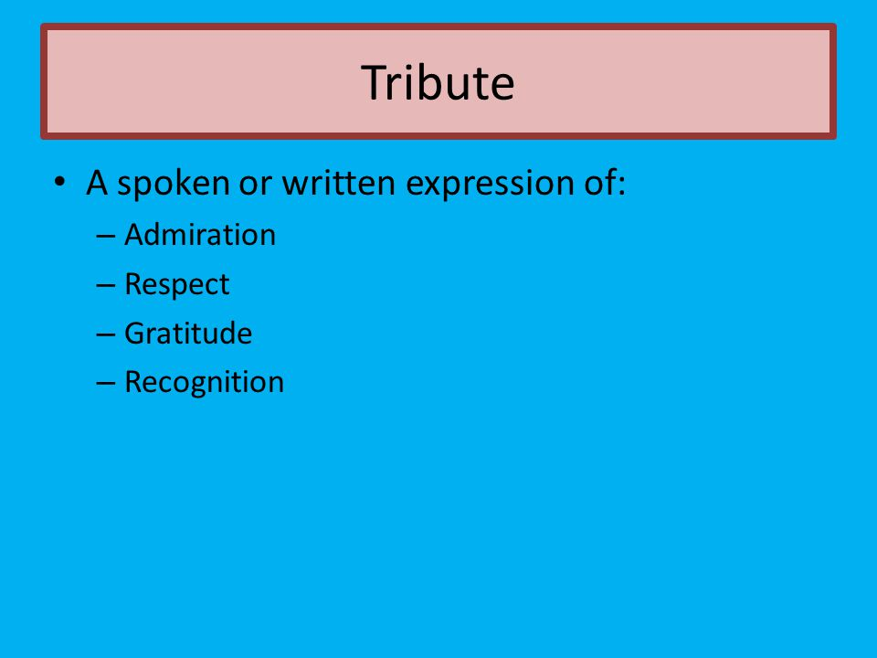 Paraphrase To understand the meaning of a poem, you can paraphrase or restate parts of it.