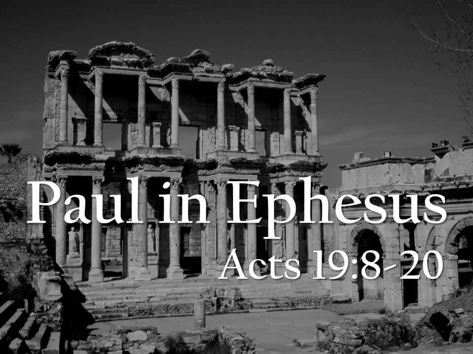 Paul was Committed to Overcoming  Everyone heard the gospel.