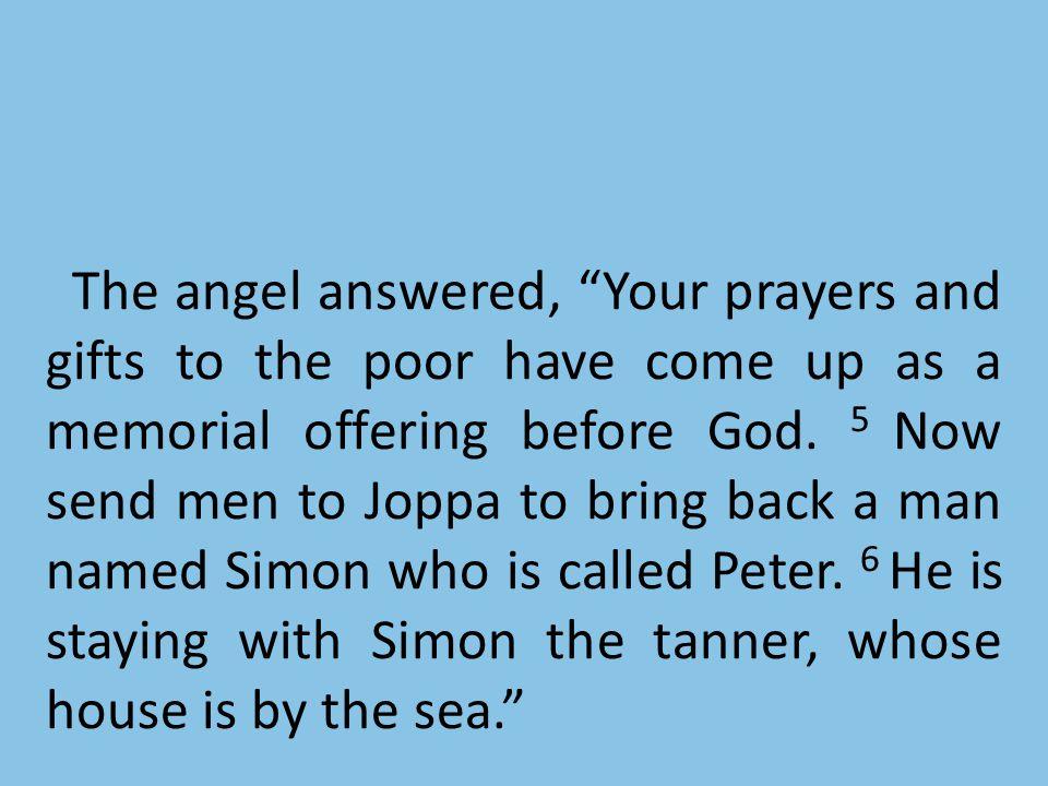 Amazing how God prepares people.